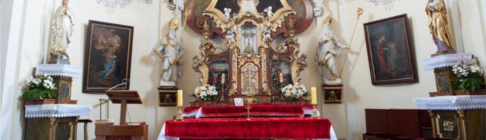 Parafia św. Bartłomieja w Księżym Polu